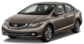 Honda Civic Auto Glass Repair & Replacement