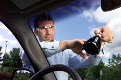 windshield repair process