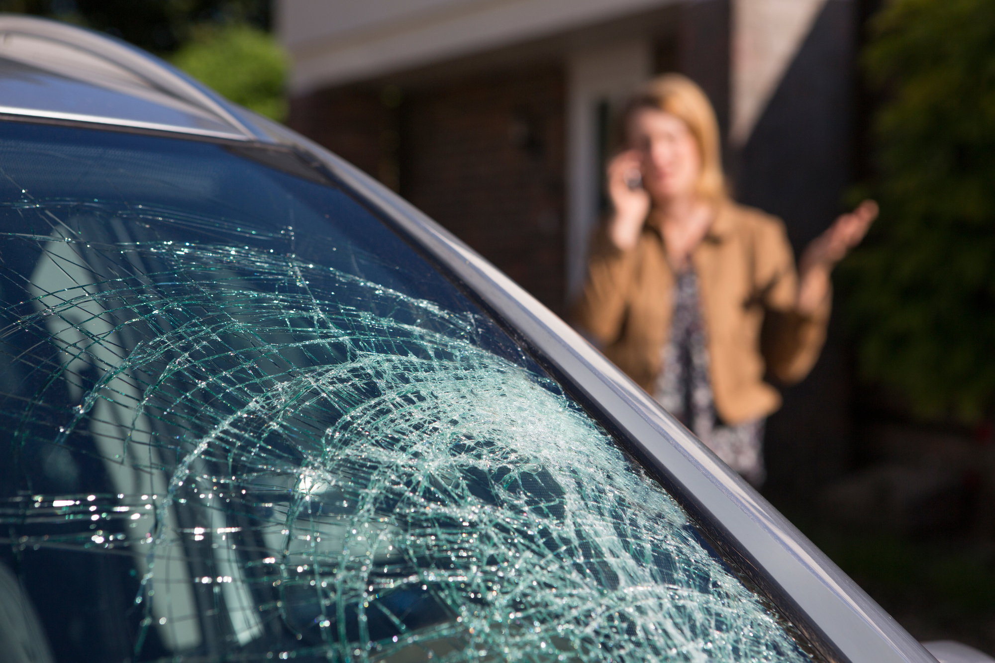 cracked windshield repair